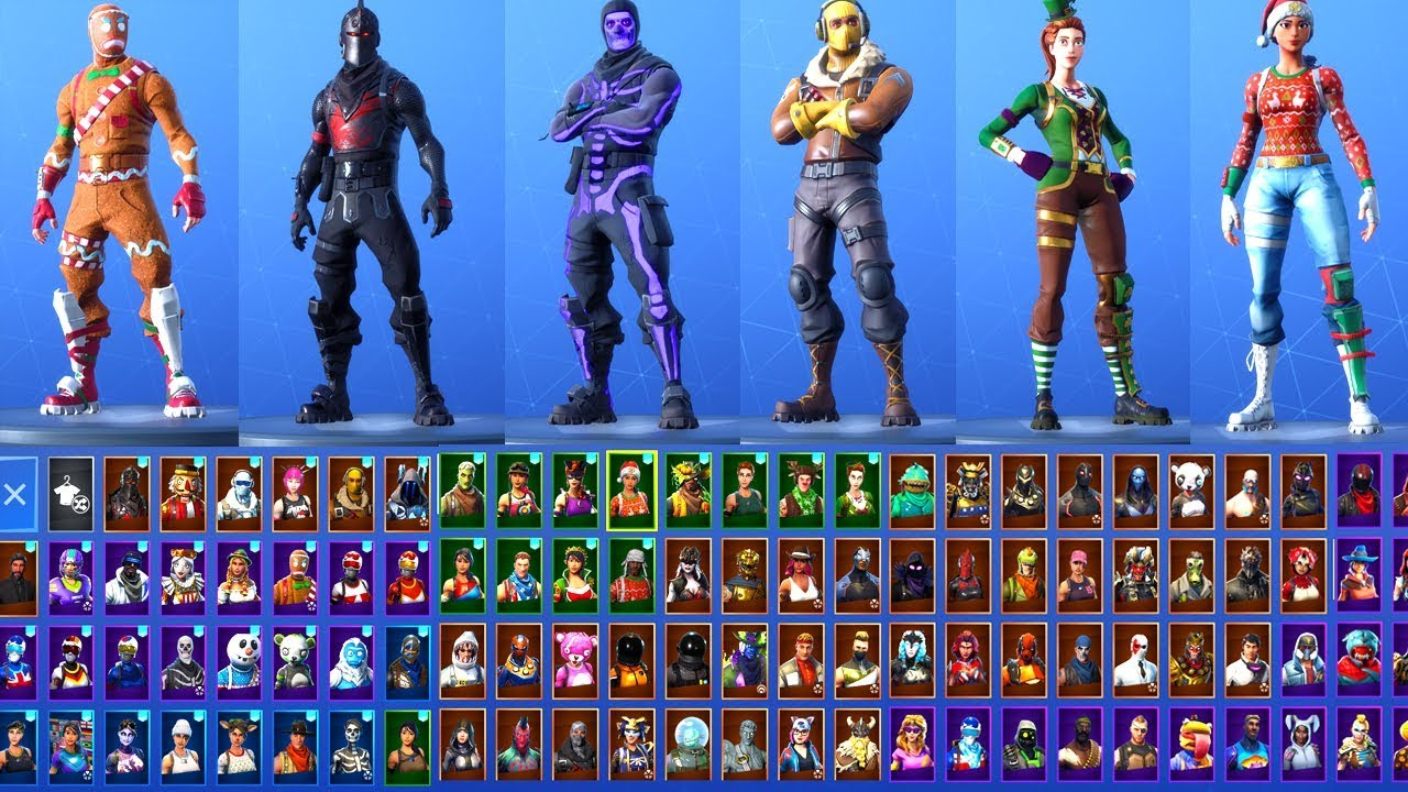 how much does my insane fortnite locker cost season 1 7 every item in the game - formula fortnite locker