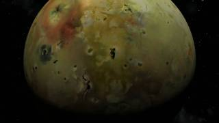 Total Eclipse of the Sun on Io by Callisto June 20, 2009 - 1