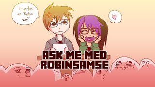 Ask Me med RobinSamse - Episode 1
