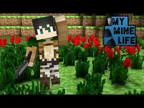 My mine life \multi-moddee/ EP 1 ° on se balade présentation