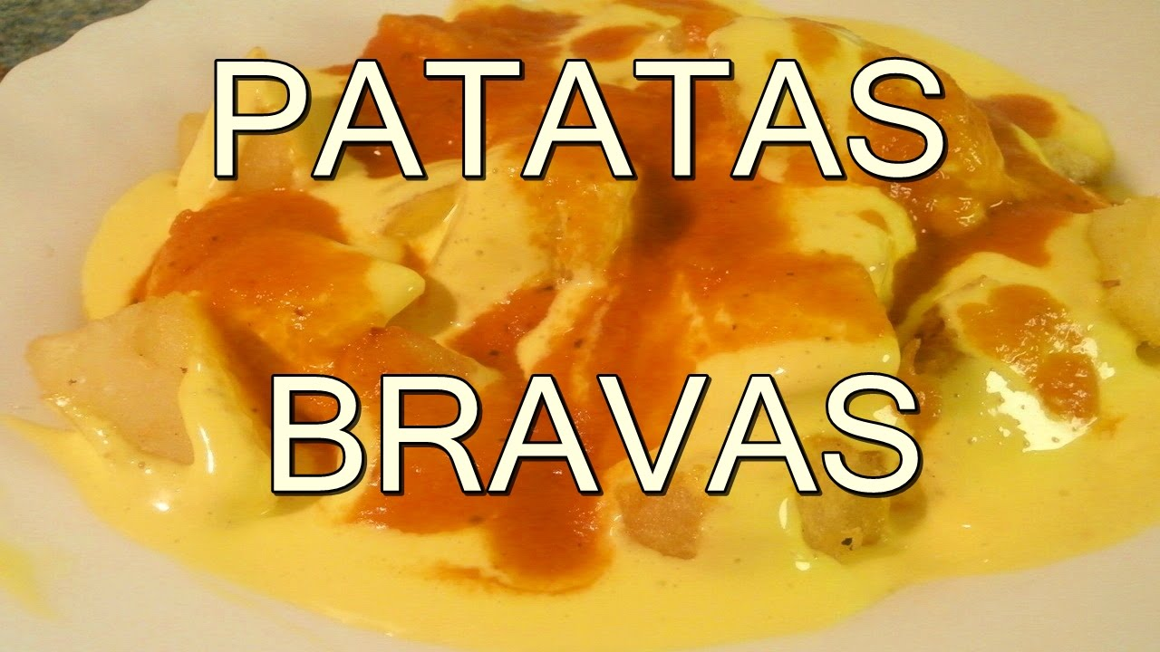 Papas O Patatas Bravas Recetas De Cocina Comidas