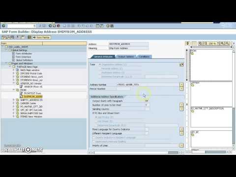 smartforms test and fix errors