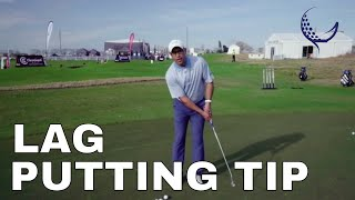 LAG PUTTING TIP WITH MARC ALBERT