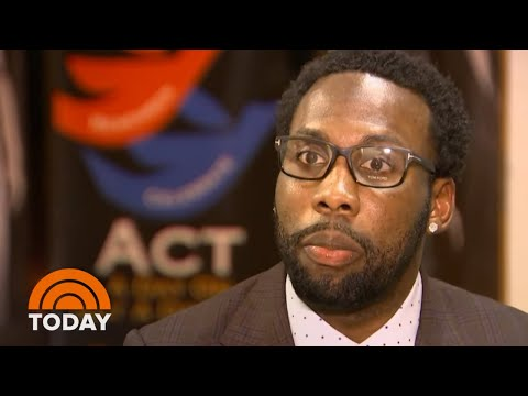 Former NFL Star Anquan Boldin Talks About New Video For Justice Reform | TODAY