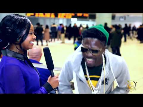 Shatta Wale - Live in Toronto concert (Arrival Video)
