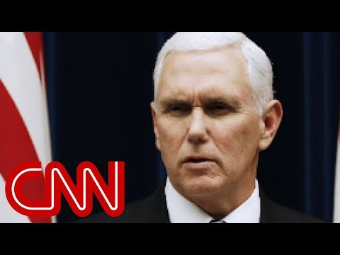 Trump biographer calls Mike Pence a 'shadow president'