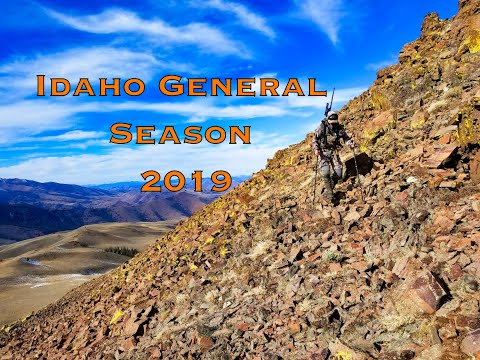 Idaho General Season 2019