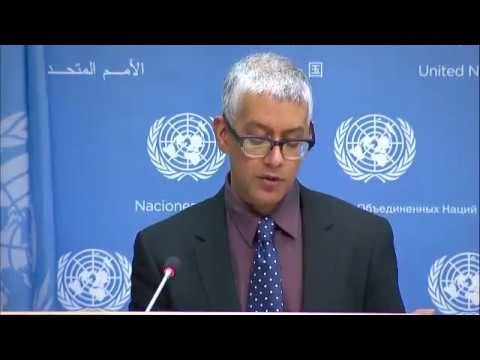UN condemns the killing of 6 aid workers in South Sudan & other topics (Daily Briefing 3/27/2017)