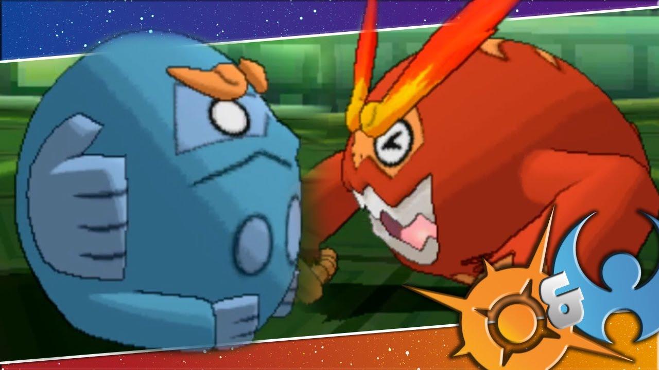 ¡DARMANITAN MODO DARUMA FAIL! Pokémon Sol y Luna COMBATE ...