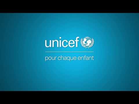 Vous Voulez Travailler à UNICEF? Postulez !