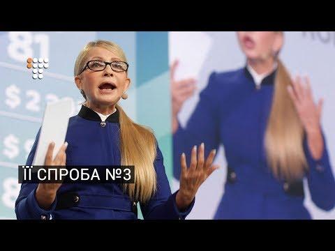 Три поразки Тимошенко:
