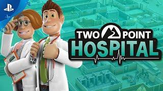 Two Point Hospital - Developer Walkthrough   PS4