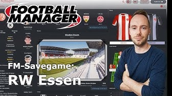 Let's Play Football Manager 2018: Savegame Contest #21 - RW Essen