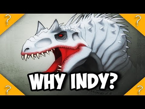 Why didn't the Indominus rex use CAMOUFLAGE ability more