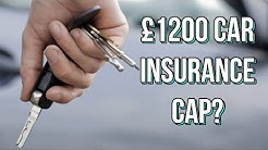£1200 Car Insurance Cap for Younger Drivers? Cheaper Car Insurance or a Scam?