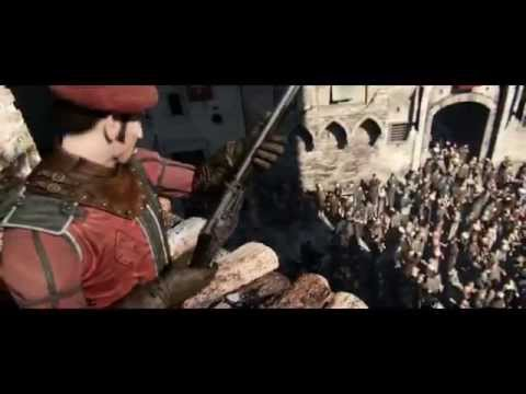 Assassin's Creed  E3 cinema tics Traillers .......