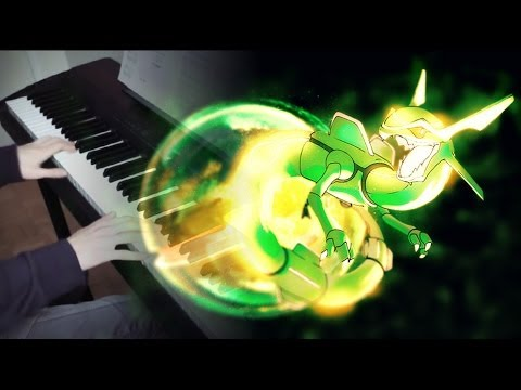 POKÉMON Ruby/Sapphire/Emerald - Ending/Credits Theme (Piano Cover) + SHEETS DOWNLOAD