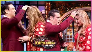 Govinda Gets Married Again for Third Time On The Kapil Sharma Show | Hilarious Moments Inside