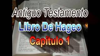 Libro Del Profeta  Hageo.  Video (1 d 2) -  Antiguo Testamento