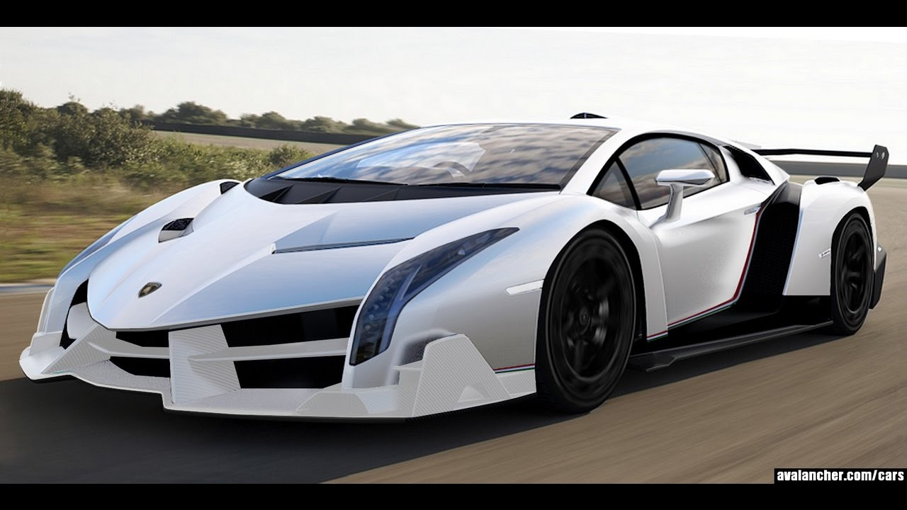 Lamborghini Veneno vs Reventón 2017 - YouTube