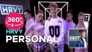 HRVY - Personal LIVE IN 360-DEGREES