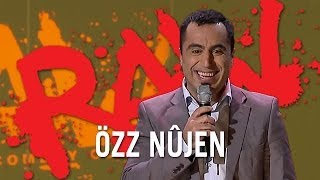 Lasermannen - Özz Nûjen | RAW COMEDY