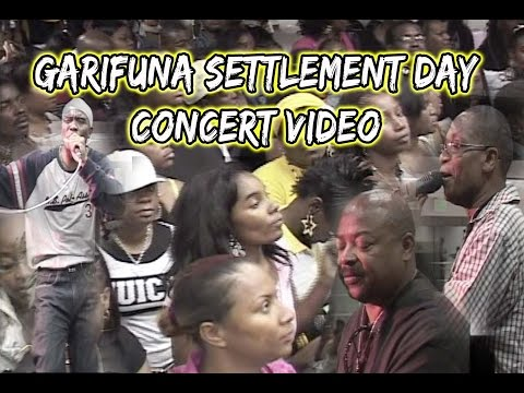 Garifuna Settlement Day - Dance