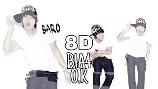 [8D AUDIO ?] B1A4 (비원에이포) - OK