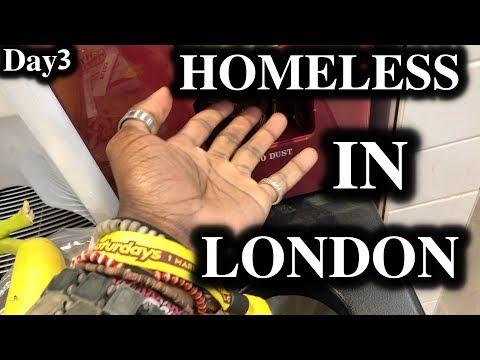 London Hacks - Homeless In London   Day3