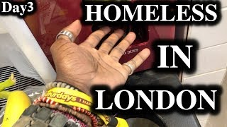 London Hacks - Homeless In London | Day3