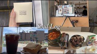soul vlog 쏠로 브이로그 | 당근마켓첫 거래, …