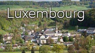 Luxemburg / Luxembourg / Reisdorf / Vianden/Berdorf/Perecop/Chipkapass/Mullerthal/Schiessentumpel