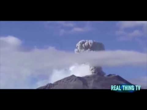 Peru volcanoes explode into life triggering state of emergency and MASS EVACUATION