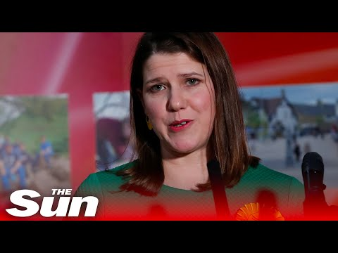 Jo Swinson LOSES her seat after dreadful Liberal Democrat election campaign