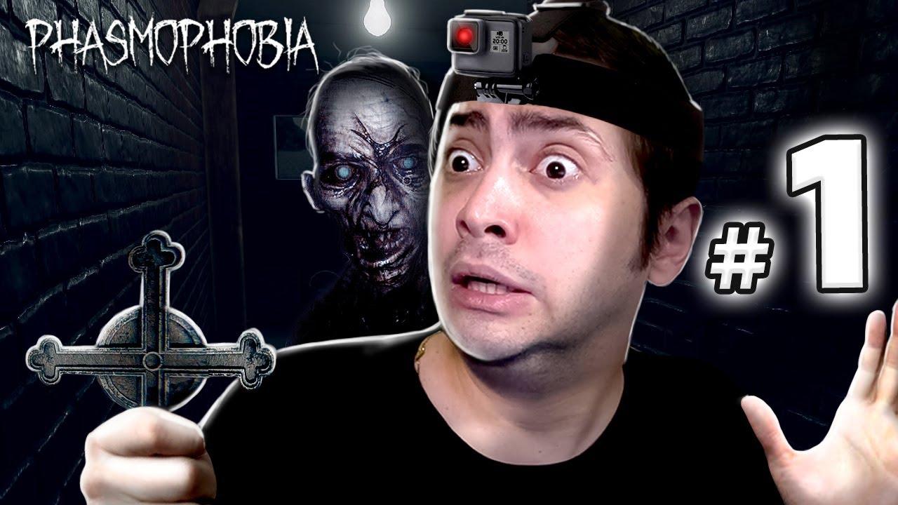 Download alanzoka jogando Phasmophobia com os amigos - Parte #1