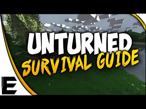 unturned how to make a good base