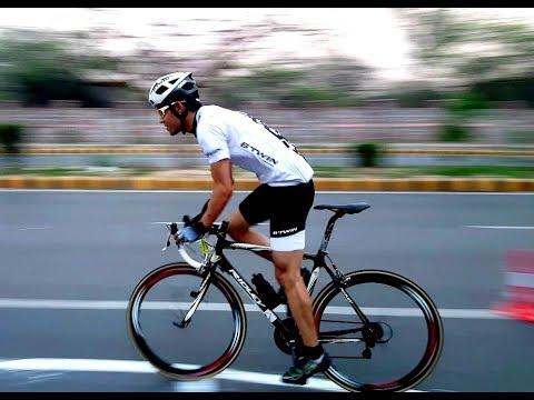 Road Racing In Delhi || Ridge Attack || Ridley