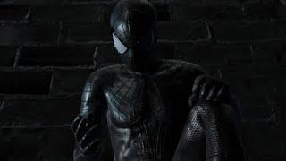 (CGI/VFX) The Amazing Spiderman 3 BLACK SUIT FULL SCENE