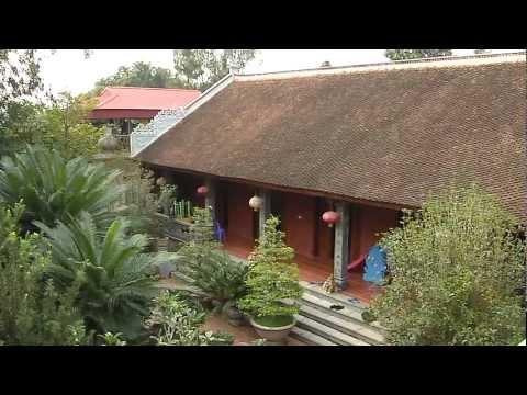 VTC Phong thủy: Kiến trúc nhà vườn (103)