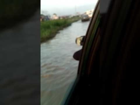 Deplorable State of the Port Harcourt ABA Express road, Rivers State