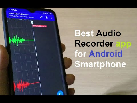 Best Audio Recorder App For Android Smartphone