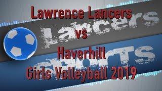 LHS Girls Volleyball vs Haverhill