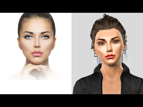 Создание 3D Модели по фотографии CrazyTalk 8.