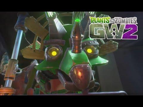 Plants vs. Zombies: Garden Warfare 2- (Infinity Time) Super Dino ...