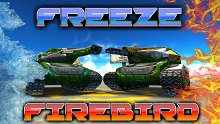Tanki Online / LP #137 FREEZE VS FIREBIRD