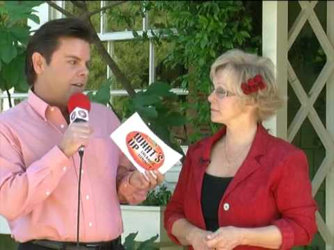 Floral Park Home & Garden Tour on What's Up Orange County Episode 5