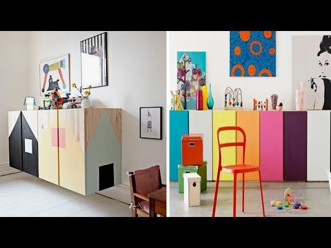 25 best ikea ivar storage hacks youtube. Black Bedroom Furniture Sets. Home Design Ideas