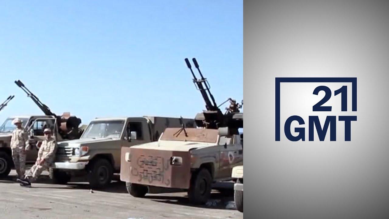 وصول فريق من الأمم المتحدة للعاصمة الليبية طرابلس  - 04:57-2021 / 3 / 4