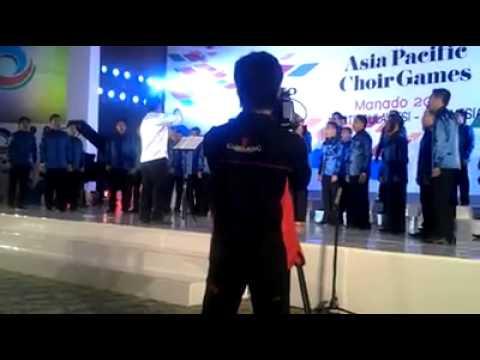 Vox Angelica Male Choir - Ave Dulcissima Maria (The Gold Champion Of Male Choir In APCG 2013)