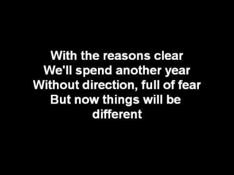 Rise Against - Everchanging (Lyrics)